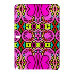 Colourful Abstract Background Design Pattern Samsung Galaxy Tab Pro 10.1 Hardshell Case