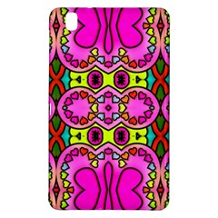 Colourful Abstract Background Design Pattern Samsung Galaxy Tab Pro 8.4 Hardshell Case