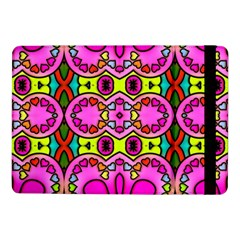 Colourful Abstract Background Design Pattern Samsung Galaxy Tab Pro 10.1  Flip Case