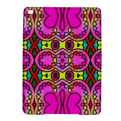 Colourful Abstract Background Design Pattern iPad Air 2 Hardshell Cases