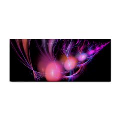 Fractal Image Of Pink Balls Whooshing Into The Distance Cosmetic Storage Cases