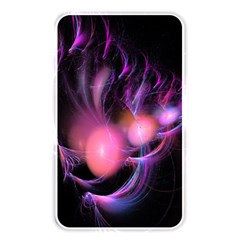Fractal Image Of Pink Balls Whooshing Into The Distance Memory Card Reader