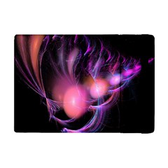 Fractal Image Of Pink Balls Whooshing Into The Distance Apple Ipad Mini Flip Case