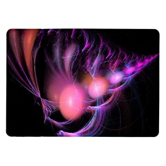 Fractal Image Of Pink Balls Whooshing Into The Distance Samsung Galaxy Tab 10 1  P7500 Flip Case