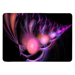 Fractal Image Of Pink Balls Whooshing Into The Distance Samsung Galaxy Tab 8.9  P7300 Flip Case