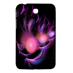 Fractal Image Of Pink Balls Whooshing Into The Distance Samsung Galaxy Tab 3 (7 ) P3200 Hardshell Case