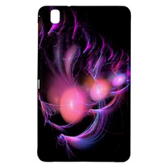 Fractal Image Of Pink Balls Whooshing Into The Distance Samsung Galaxy Tab Pro 8 4 Hardshell Case