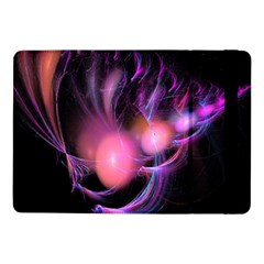 Fractal Image Of Pink Balls Whooshing Into The Distance Samsung Galaxy Tab Pro 10.1  Flip Case