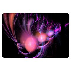 Fractal Image Of Pink Balls Whooshing Into The Distance Ipad Air Flip