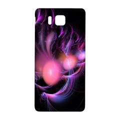 Fractal Image Of Pink Balls Whooshing Into The Distance Samsung Galaxy Alpha Hardshell Back Case