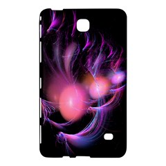 Fractal Image Of Pink Balls Whooshing Into The Distance Samsung Galaxy Tab 4 (7 ) Hardshell Case