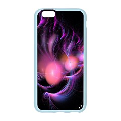 Fractal Image Of Pink Balls Whooshing Into The Distance Apple Seamless iPhone 6/6S Case (Color)