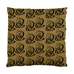Art Abstract Artistic Seamless Background Standard Cushion Case (two Sides)