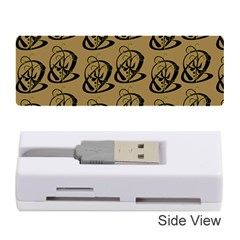 Art Abstract Artistic Seamless Background Memory Card Reader (stick)