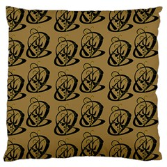 Art Abstract Artistic Seamless Background Large Cushion Case (One Side)