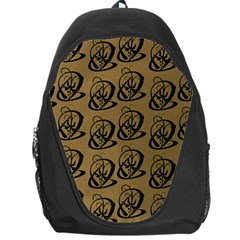 Art Abstract Artistic Seamless Background Backpack Bag