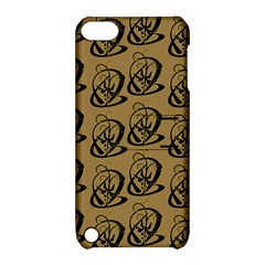 Art Abstract Artistic Seamless Background Apple iPod Touch 5 Hardshell Case with Stand