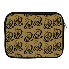 Art Abstract Artistic Seamless Background Apple iPad 2/3/4 Zipper Cases