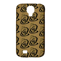 Art Abstract Artistic Seamless Background Samsung Galaxy S4 Classic Hardshell Case (PC+Silicone)
