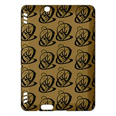 Art Abstract Artistic Seamless Background Kindle Fire HDX Hardshell Case