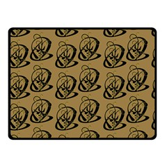 Art Abstract Artistic Seamless Background Double Sided Fleece Blanket (Small)
