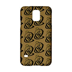 Art Abstract Artistic Seamless Background Samsung Galaxy S5 Hardshell Case
