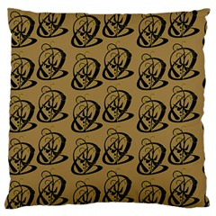 Art Abstract Artistic Seamless Background Standard Flano Cushion Case (Two Sides)