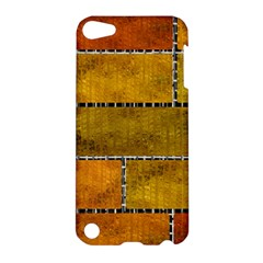 Classic Color Bricks Gradient Wall Apple iPod Touch 5 Hardshell Case