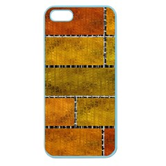 Classic Color Bricks Gradient Wall Apple Seamless iPhone 5 Case (Color)