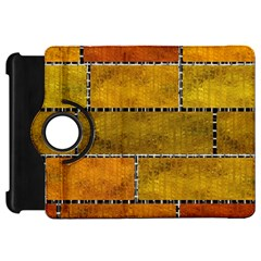 Classic Color Bricks Gradient Wall Kindle Fire HD 7