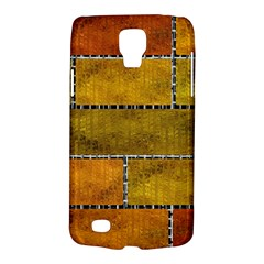 Classic Color Bricks Gradient Wall Galaxy S4 Active