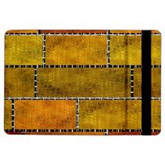 Classic Color Bricks Gradient Wall Ipad Air 2 Flip