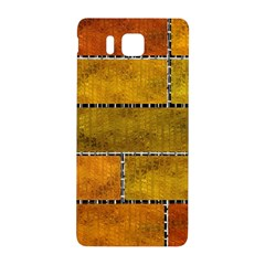 Classic Color Bricks Gradient Wall Samsung Galaxy Alpha Hardshell Back Case