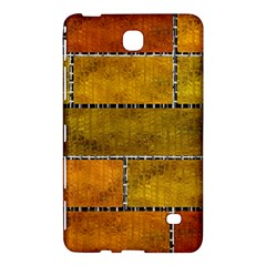 Classic Color Bricks Gradient Wall Samsung Galaxy Tab 4 (8 ) Hardshell Case
