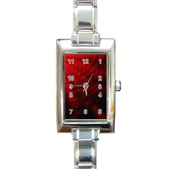 A Large Background With A Burst Design And Lots Of Details Rectangle Italian Charm Watch