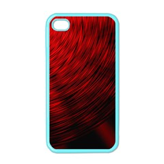 A Large Background With A Burst Design And Lots Of Details Apple iPhone 4 Case (Color)