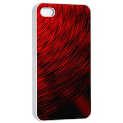 A Large Background With A Burst Design And Lots Of Details Apple iPhone 4/4s Seamless Case (White)