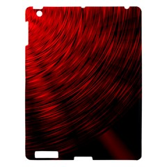 A Large Background With A Burst Design And Lots Of Details Apple iPad 3/4 Hardshell Case