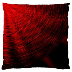 A Large Background With A Burst Design And Lots Of Details Large Cushion Case (One Side)