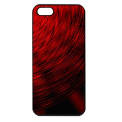 A Large Background With A Burst Design And Lots Of Details Apple iPhone 5 Seamless Case (Black)