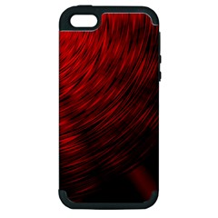 A Large Background With A Burst Design And Lots Of Details Apple iPhone 5 Hardshell Case (PC+Silicone)
