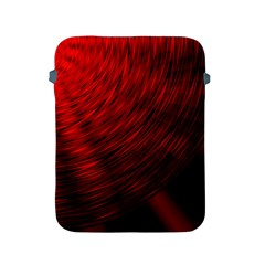 A Large Background With A Burst Design And Lots Of Details Apple iPad 2/3/4 Protective Soft Cases