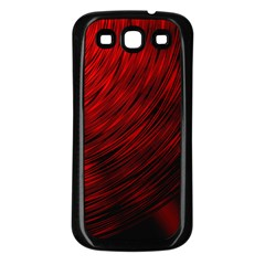 A Large Background With A Burst Design And Lots Of Details Samsung Galaxy S3 Back Case (black)