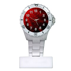 A Large Background With A Burst Design And Lots Of Details Plastic Nurses Watch