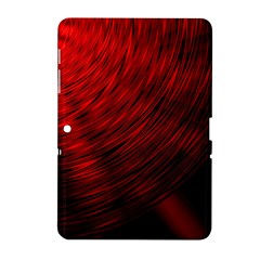 A Large Background With A Burst Design And Lots Of Details Samsung Galaxy Tab 2 (10 1 ) P5100 Hardshell Case