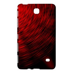 A Large Background With A Burst Design And Lots Of Details Samsung Galaxy Tab 4 (8 ) Hardshell Case