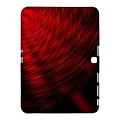 A Large Background With A Burst Design And Lots Of Details Samsung Galaxy Tab 4 (10.1 ) Hardshell Case