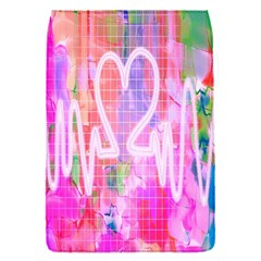Watercolour Heartbeat Monitor Flap Covers (S)