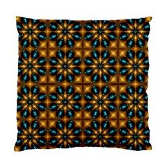 Abstract Daisies Standard Cushion Case (one Side)