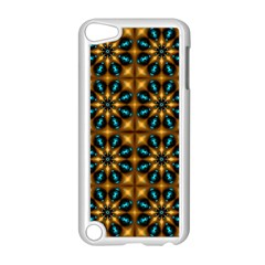 Abstract Daisies Apple iPod Touch 5 Case (White)